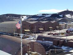 AntarcticA MCMURDO STATION FIRE   McMurdo Antarctica
