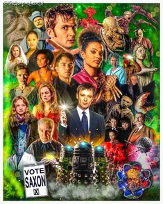 I Am The Doctor, 10th Doctor, Doctor Who Series 3, 3 Arts, New Series, The Next, Alone, Anxious, Geek Stuff