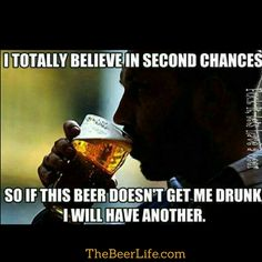 Beer is sweeter the second time around Beer Memes, Beer Quotes, Beer Humor, Mixed Drinks Alcohol, Drinks Alcohol Recipes, Alcohol Memes, Funny Alcohol, Alcohol Quotes, Witty Memes