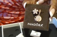 Pandora charns Pandora Charms Rose Gold, Rings, Ring, Wire Wrapped Rings