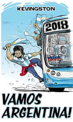 VAMOS ARGENTINA! Felicitaciones a nuestra selección !! Rusia, nos vemos en el 2018 ⚽