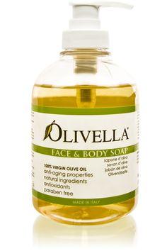 @Olivella Olivella Olive Oil Liquid Soap
