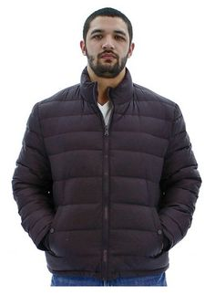 Buy Kenneth Cole New York Men's Down Jacket Puffer Coat