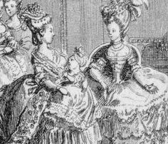 Marie Antoinette was a notable supporter of the movement towards motherhood breastfeeding. According to Antonia Fraser, Marie Antoinette att...