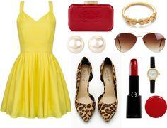 Style Inspiration:Skater Dress