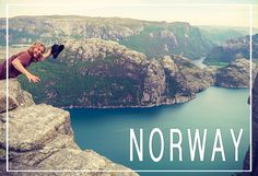 Travel to Norway | Norwegian fjords | Hike to the Pulpit rock | Travel to Stavanger | Preikestolen | Hike in the mountains