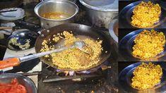 Fry Mash Daal Dhaba Style Recipe | Street Food of Karachi Pakistan | Daal Mash Fry Dhaba Style - YouTube Sweet Recipes, Vegan Recipes, Cooking Recipes, Vegan Picnic, Mash Recipe, Karachi Pakistan, Daal, Red Chili Powder, Coriander Leaves