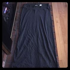Gap Maternity grey pencil skirt new Great staple for maternity style brand new with tags GAP Skirts Pencil