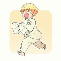 Demon Slayer: Kimetsu No Yaiba manga online Anime Angel, Anime Demon, All Anime, Manga Anime, Anime Art, Slayer Meme, Demon Slayer, My Demons, Cute Chibi