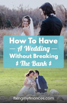 Great tips! - How to Have a Wedding Without Breaking the Bank