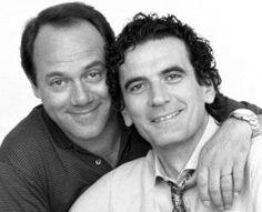 Carlo Verdone & Massimo Troisi