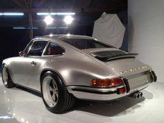 De Porsche 964 van Singer. Echt prachtig.