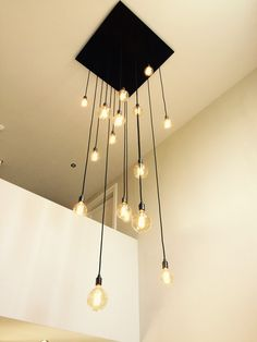 Maatwerk Lampen – Bedroom Lighting, Home Projects, Stairs, Chandelier, Ceiling Lights, Interior Design, Pendant, Globes, House