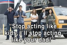 Sets Boundaries: It's no secret that the members of Team Scorpion bicker with each other and that Gallo ends up playing their peacekeeper. We've seen him listen to each member of the team intently to hear their side of the story and, sometimes, he just has to put his foot down so that they can get the job done.