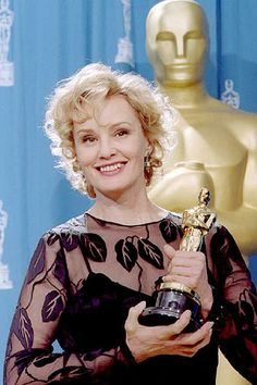 Jessica Lange won the Academy Award for Actress in a Actress in a Leading Role for the film Blue Sky in 1994.