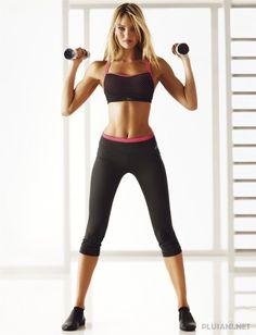 3b8eabfc9 Candice Swanepoel Victorias Secret VSX Sport - Posted on November 2012