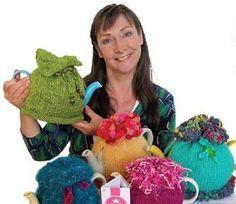 Celebrity knitting: Pauline McLynn