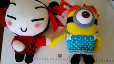 Minions, Hello Kitty, Fictional Characters, Art, Art Background, The Minions, Kunst, Performing Arts, Fantasy Characters