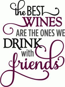 wine saying svg - Google Search