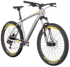 diamondback bicycles diamondback overdrive comp 275 hardtail mountainbike 16 frame silver 16 small