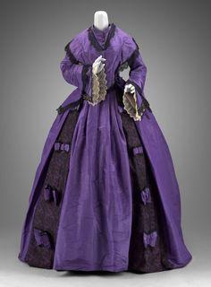Robe à Transformation 1860s The Museum of Fine Arts, Boston