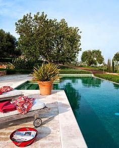 Algún día... casa con piscina.