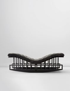 Richard Meier: Rocking chaise longue, 1978-1982.