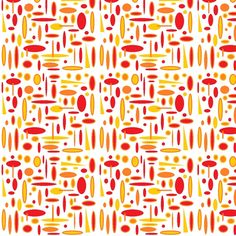 Sunburst_Jazz fabric by skcreations,_llc on Spoonflower - custom fabric