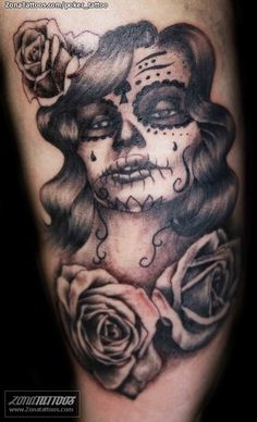 Tatuaje de Poker_Tattoo