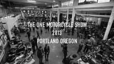 Builder stories from The One Motorcycle Show 2013 February 8, 9, 10 Portland, OR  Visit http://the1moto.com