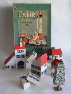 Bâtir . Par l'architecte Paul Huillard . circa 1950 Voir aussi : http://www.pss-archi.eu/architecte/7885/