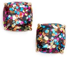 Kate Spade New York Mini Small Square Stud Earrings .  Affiliate Link.