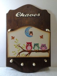 Acrylic Painting Flowers, Tole Painting, Painting On Wood, Coffee Clock, Wood Tools, Pony, Creations, Shabby, Scrapbook