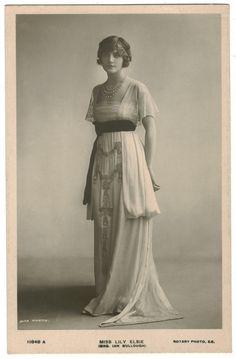 Miss Lily Elsie, beautiful.