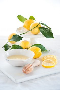 lemons and juice - photographer Sabra Krock