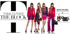 BCBG fall color clock trends