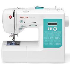 Singer Computerized Sewing Machine : $137.99 + Free S/H http://www.mybargainbuddy.com/singer-computerized-sewing-machine-137-99-free-sh