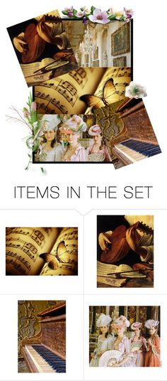 """Baroque Music Festival"" by giovanina-001 ❤ liked on Polyvore featuring art"