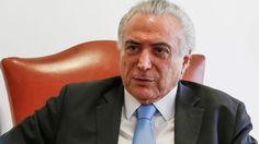 Michel Temer Por la cobardía de antes Brasil está donde está - Clarín.com