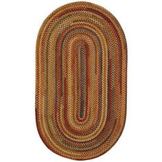 Capel Eaton Brown Outdoor Area Rug Rug Size: Concentric Square 3'