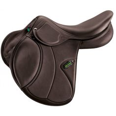 Gorgeous saddle, designed by a master saddlemaker Jumping Saddle, English Saddle, Show Jumping, Saddles, Equestrian, Horses, Tack, Fasion, Purpose
