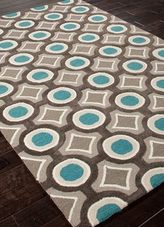 A youthful spirit enlivens Brio, a collection of contemporary rugs with joie de vivre! Punctuated by bold color and large-scale designs, this playful range packs a powerful design punch at a reasonable price.
