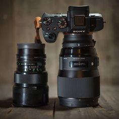 Bokehlicious setup Sigma 135mm/1.8 Art Sony | Photo by @edd_noble