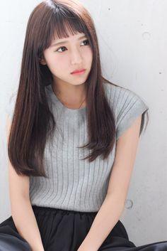 Cute Boys, Asian Beauty, Hair Cuts, Hair Beauty, Long Hair Styles, Clothes For Women, Womens Fashion, Face, Model