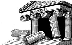Проблемите на демокрацията днес | Новия Световен Ред