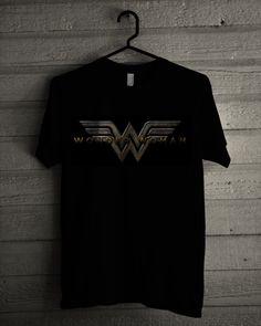 Kaos Wonder Woman Logo - Bikin Kaos Satuan
