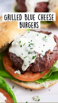 Grilling Recipes, Beef Recipes, Cooking Recipes, Hamburger Recipes, Fish Recipes, Cooking Tips, How To Cook Burgers, Beef Burgers, Hamburgers