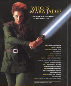 Mara Jade in green | Rebel Legion Costume Standards
