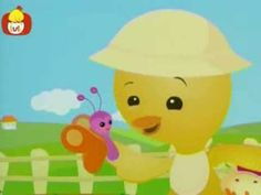 Timmy the chick and Tudy the doll - Spring, For Kids - YouTube