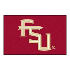 Florida State University 5 ft. x 8 ft. Ulti-Mat, Team Colors - Option B